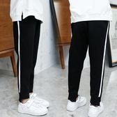 女童褲子加絨加厚外穿長褲新款韓版百搭運動褲LJ1665『miss洛羽』