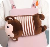 熱水袋充電防爆暖手寶電暖寶寶女萌萌可愛毛絨韓版煖寶寶注水熱寶