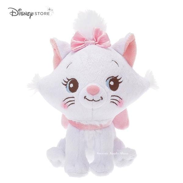 日本 Disney Store 迪士尼商店 限定 瑪麗貓  玩偶娃娃