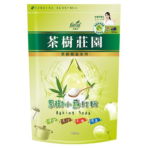 茶樹莊園小蘇打粉1000g【愛買】
