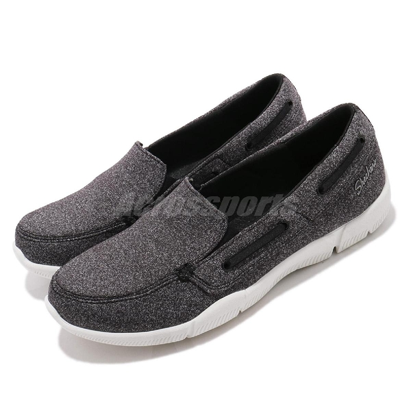 Skechers 休閒鞋 Be-Lux-Easily Done 黑 白 女鞋 健走鞋 【ACS】 23170BKW