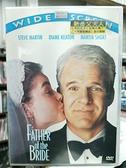 挖寶二手片-Z65-025-正版DVD-電影【新岳父大人】-經典片 史提夫馬丁 黛安基頓(直購價) 海報是影印