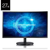 Samsung 三星 C27FG70FQE 27型 曲面 電競 螢幕 液晶顯示器