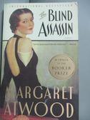 【書寶二手書T6/原文小說_LHT】The blind assassin_Margaret Atwood, Margar