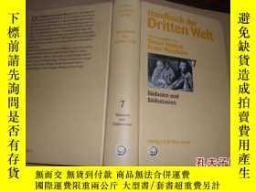 二手書博民逛書店handbuch罕見der drtten welt 7(süda