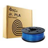 XYZprinting da Vinci Jr.專用PLA線材匣600g透明藍【愛買】