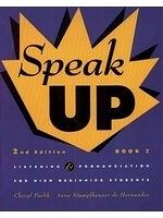 二手書博民逛書店《Speak Up 2: Listening And Pronunciation For Beginning Students》 R2Y ISBN:0838449980
