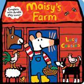 Maisy's Farm 小鼠波波的農場硬頁書(美國版)
