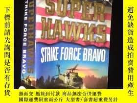 二手書博民逛書店【英文原版】SUPER罕見HAWKS : STRIKE FORC