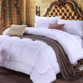 賓館酒店床上用品酒店賓館被芯被子新品秋冬被加厚棉被羽絲絨被【新店開張8折促銷】