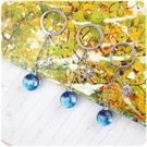 鑰匙圈 吊飾 十二星座 愫系列圓球 - 土象星座 i917ღ
