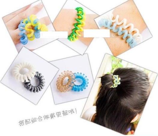 [協貿國際]  日韓糖果色髮繩髮圈 (30個價)