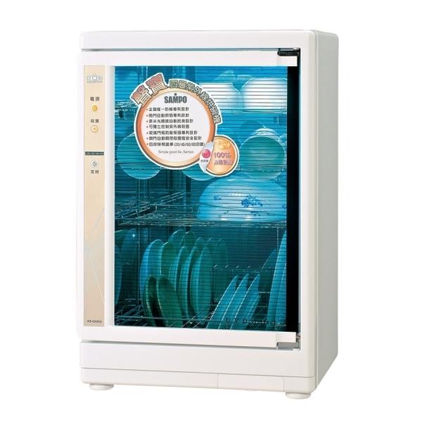 聲寶  四層85公升紫外線烘碗機 KB-GH85U