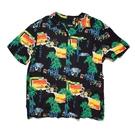 Lambada Ss Shirt 短袖襯衫 - 黑色