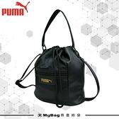 PUMA 側背包 Prime Classics 水桶包 斜背包 077941 得意時袋