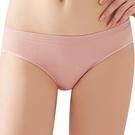 思薇爾-無痕美人系列M-XL素面低腰三角褲(絲絹膚)