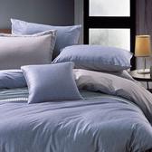 鴻宇 300織 四件式雙人薄被套床包組 班尼迪克 美國棉授權品牌 台灣製2139