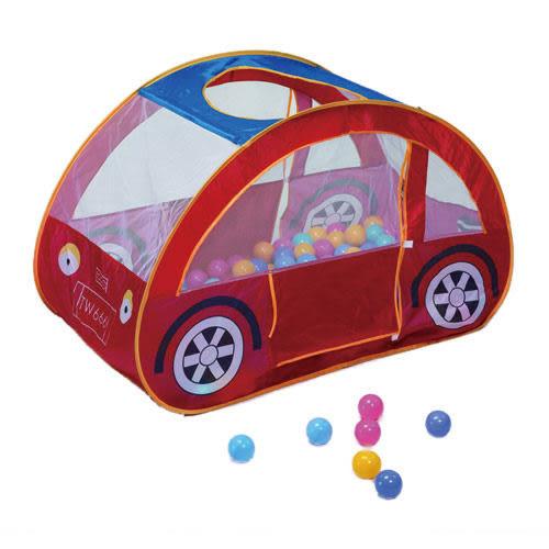 親親 汽車帳篷球屋 +100顆球(6cm)