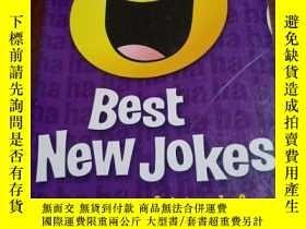二手書博民逛書店THE罕見MAMMOTH BOOK OF Best New Jo