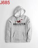 HCO Hollister Co. 男 帽T外套 J685