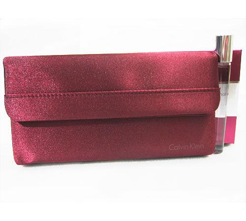 Calvin Klein Ck Euphoria 誘惑女性香水+紅色包包超值禮盒【七三七香水精品坊】