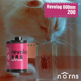Norns Revolog 600nm 改變照片顏色 200度 膠卷底片 【135mm 負片】Norns 底片相機 fm2 lomo