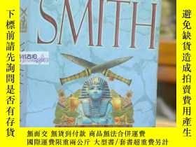 二手書博民逛書店Warlock罕見WILBUR SMITHY15469 WILB