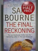 【書寶二手書T1/原文小說_MPM】The Final Reckoning_Sam Bourne