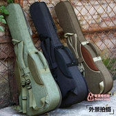 吉他包 加厚吉他包雙肩琴包39寸40寸41寸防水防震民謠吉他琴包 多色