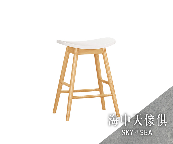{{ 海中天休閒傢俱廣場 }} G-23 摩登時尚 餐椅系列 539-12 凱絲吧椅
