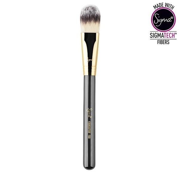Sigma F60 - FOUNDATION GOLD【愛來客】美國Sigma官方授權經銷商 粉底刷 化妝刷