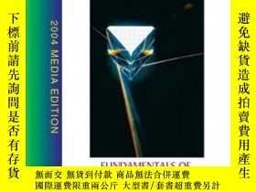 二手書博民逛書店Fundamentals罕見Of Applied Electromagnetics 2004 Media Edit
