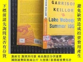 二手書博民逛書店garrison罕見keillor lake wobegon s