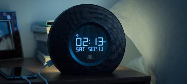 《育誠科技》實體店面『JBL Horizon 黑色』藍芽音響/藍牙喇叭音箱/支援USB充電/LED燈光喚醒/公司貨