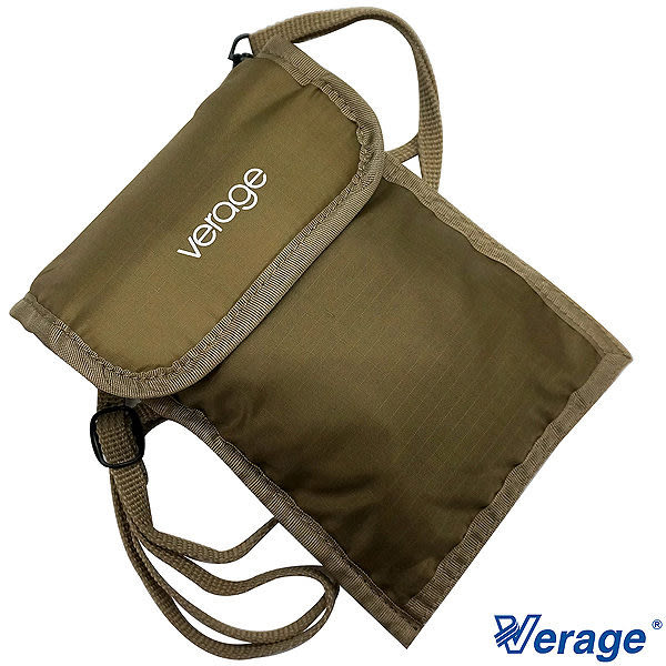 Verage 旅行頸包『卡其』379-5028