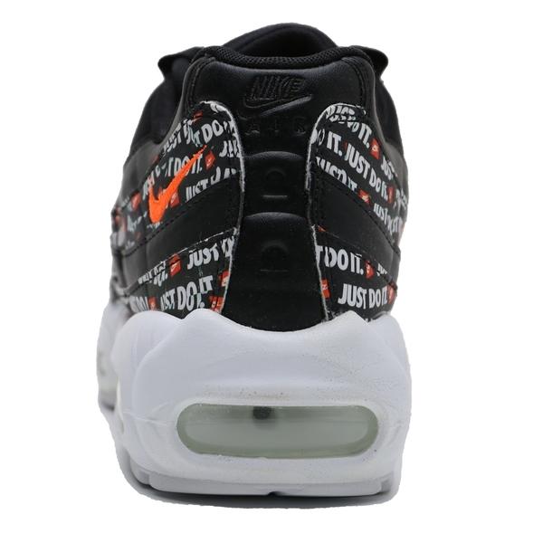 NIKE 休閒鞋 AIR MAX 95 JUST DO IT 滿版 印花 復古 氣墊 男女 (布魯克林) AV6246-001