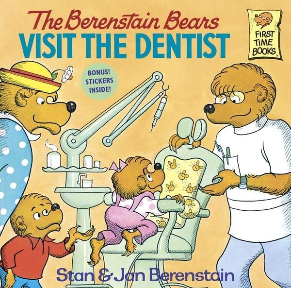 The Berenstain Bears - Visit the Dentist (英文版)
