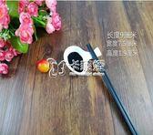湯匙架 筷架筷托筷枕陶瓷純白酒店擺臺餐具套裝筷子筷子枕創意湯匙托 卡菲婭