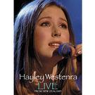 海莉 返鄉現場演唱會 DVD Hayley Westenra: Live from New (音樂影片購)