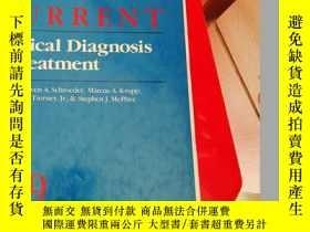 二手書博民逛書店CURRENT罕見Medical Diagnosis & Tre