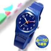 手錶電子錶女孩小學生手錶指針式兒童手錶男孩防水可愛男童·享家生活館