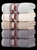 5條裝 稻草人毛巾純棉洗臉家用成人柔軟全棉男女強吸水大面巾加厚
