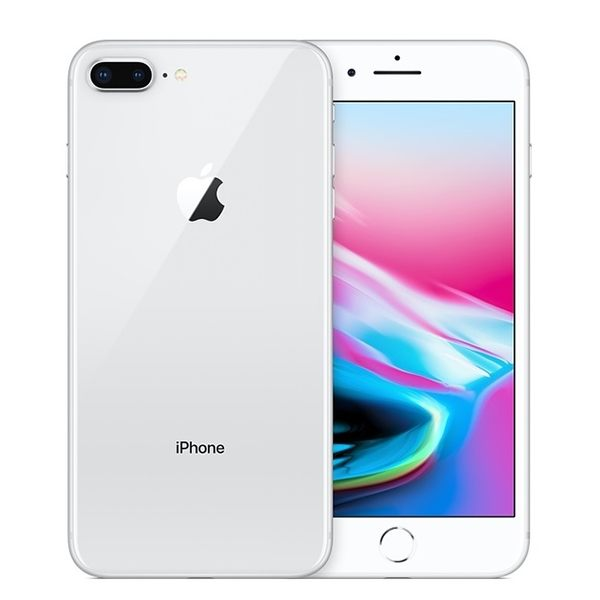 Apple iPhone8 Plus / Apple iPhone 8 Plus / i8p i8+ 64G 5.5吋 / 贈玻璃貼+TPU+防水袋 / 3期零利率【白】
