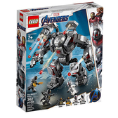 76124【LEGO 樂高積木】Super Heroes 超級英雄系列-War Machine Buster(365pcs)
