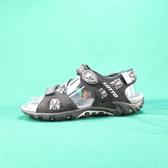 LOTTO 排水磁扣涼鞋 LT9AMS0190 男款 黑 夜間反光功能【iSport愛運動】