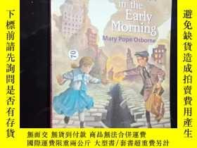 二手書博民逛書店 Earthquake罕見in the early mornin