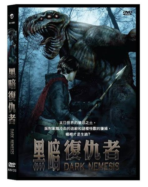 黑暗復仇者 DVD (音樂影片購)