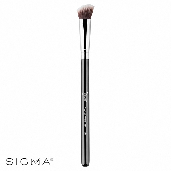 Sigma P84-圓斜角修飾刷遮瑕刷 Precision Angled Brush - WBK SHOP