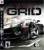 PS3 GRID 極速房車賽:街頭賽車(美版代購)