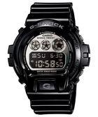 G-SHOCK | DW-6900NB-1DR 熱銷黑銀 50mm